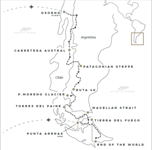 exclusive-motorcycle-tours-exmo-patagonia-tierra-del-fuego-rental-torres-del-paine-ruta-40-carretera-austral-map