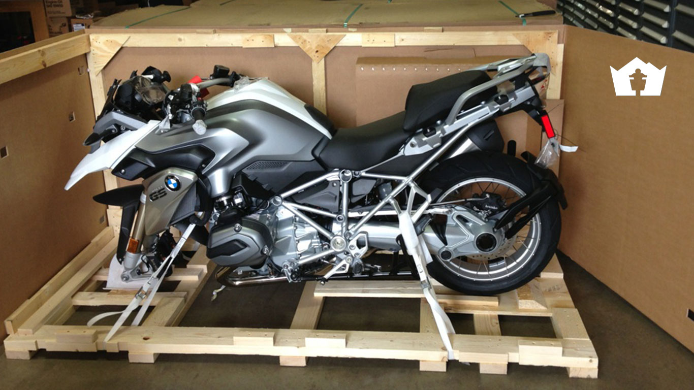 Hiring or shipping motorbike: what you need to know and what we can offer